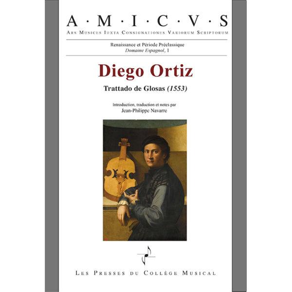 Diego Ortiz - Les presses du college musical